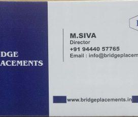 Bridge placements