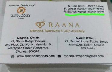 Raana Jewellery