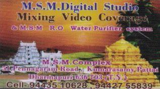 M.S.M Digital Studio