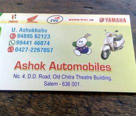 Ashok Automobiles