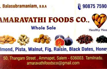 Amaravathi Foods Co.