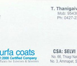 CSA: Selvi Agency