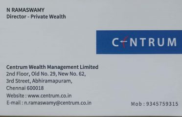 Centrum Wealth Management Limited