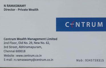 Centrum Wealth Management Limited